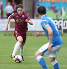 Galway United v Finn Harps SSE Airtricity League game at Eamonn Deacy Park.<br /> Galway United's Conor Melody