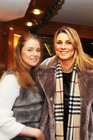 <br /> Sarah and Ellen Coyle, Claregalway, at the New Years Eve celebration at Park House Hotel,