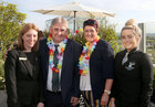 Mary Connaughton, Lough Rea Hotel &amp; Spa, Cllr. Michael &quot;Moegie&quot; Maher, Corinna Hurley, Connacht Tribune, and Jean Waters, Lough Rea Hotel &amp; Spa, at the Lough Rea Hotel &amp; Spa Corporate BBQ Evening.<br />