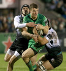 Connacht v Zebre Guinness PRO14 game at the Sportsground.<br /> Connacht's Tom Farrell