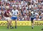 Galway v Waterford All-Ireland Senior Hurling Championship final at Croke Park.<br /> Galway's Joe Canning