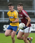 Galway v Roscommon Minor Football semi-final at the Pearse Stadium.<br /> Galway's Brian Harlowe