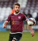 Galway United v St Patrick's Athletic SSE Airtricity League Premiere Division game at Eamonn Deacy Park.<br /> Galway United's Alex Byrne