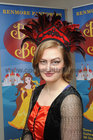 <br /> Ellie Davis, as the Wicket Witch, At a reception in the Bon Secours Hospital Renmore to launch the Renmore Pantomime Beauty and the Beast which will be staged at the Town Hall Theatre from the 30th Dec to 14 Jan 18.