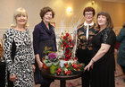 Committee members Maria O'Reilly, Maria Maguire, Mary Lyons and Eileen Walsh at the Galway Flower and Garden Club Christmas Gala Night at the Menlo Park Hotel.