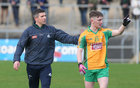 Corofin v Nemo Rangers AIB GAA All-Ireland Club Football Championship semi-final at Cusack Park, Ennis.