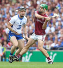 Galway v Waterford All-Ireland Senior Hurling Championship final at Croke Park.