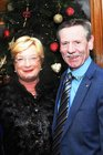 <br /> Yvonne and John Begley, Tuam, at the New Years Eve celebration at Park House Hotel,