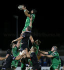 Connacht v Ospreys Guinness Pro14 game at the Sportsground.<br /> Connacht's John Muldoon