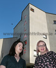 Katie Walsh, General Manager of the Pálás Cinema (left) and Charlene Lydon, Head of Programming with Element Cinemas