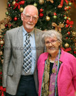 Oscar and Betty Gantley at the Renmore Active Retirement Association 20th anniversary dinner in the Galway Bay Hotel.