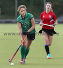 Greenfields v Galway Hockey Club Connacht Senior Hockey Cup final at Dangan.<br /> Sarah Dunleavy, Greenfields