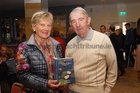 "<br /> Murial and Gay Silke, Salthill, at the launch of a new book ""Pieces of Mind  The Collection"" by Ken O'Sullivan, in the Clybaun Hotel"