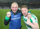 Oughterard v Magheracloone AIB GAA Football All-Ireland Intermediate Club Football Championship Final at Croke Park.