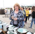 Mary Richardson-Quinn, Corcullen, at the Market Day at the Spanish Arch