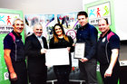 Galway Sports Partnership Fit Towns AWards