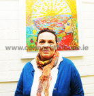 <br /> Sarah Gallagher, Salthill,  at the opening of the Marja Van Kampen Art Exhibition at the Kenny Art Gallery Liosban Retail Park Tuam Road