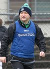 Oughterard v Templenoe AIB GAA Football  All-Ireland Intermediate Club Championship semi-final in Kilmallock.<br /> Oughterard manager Tommy Finnerty