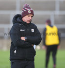 Galway v Dublin Allianz Football League Division 1 Round 7 game at Pearse Stadium.<br /> Galway manager Padraic Joyce