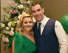 Jennie and Liam Tierney at Oughterard GAA Victory Social in the Salthill Hotel.
