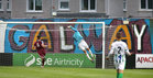 Galway United v Bray Wanderers SSE Airtricity League First Division game at Eamonn Deacy Park.<br />