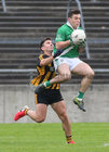 Moycullen v Mountbellew-Moylough Senior Football Championship final at Pearse Stadium.<br /> Mountbellew-Moylough , Moycullen