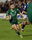 Connacht v Benetton Guinness PRO14 game at the Sportsground.<br /> Connacht's Caolin Blade