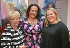 Renmore Pantomime Society members Mary Loughnane, Riona Heneghan and Clare Barrett at the reception marking the Silver Jubilee of the 16th Renmore Pantomime 'Sleeping Beauty' which was specially remembered at this year's Renmore Pantomime 'Aladdin' in the Town Hall Theatre last Saturday evening.