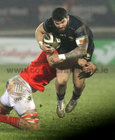 Connacht v Munster Guinness PRO14 game at the Sportsground.<br /> Connacht's Sammy Arnold