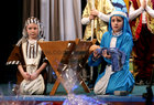 Pupils taking part in their Nativity Play at St Patrick's Boys' National School.