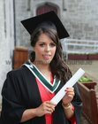 Kathy Daly from Killimordaly who was conferred with the degree of B A, Honours, at NUI Galway.