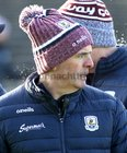 Galway v Mayo FBD Insurance Connacht Football competition 2020 semi-final at MacHale Park, Castlebar.