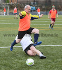 Get Abberton and Ronnie Crowe in action during the annual COPE Galway charity match.<br />