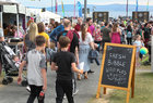 The Galway International Food and Craft Festival in Salthill Park last weekend.