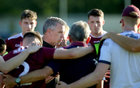 Galway v Roscommon Connacht Under 20 Football Championship semi-final in Kiltoom .<br /> Galway manager Padraig Joyce