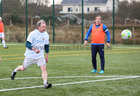 James O Toole in action during the annual COPE Galway charity match.<br /> <br />