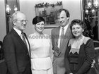1985 Chamber of Commerce, Junior Chamber, Mervue GAA Dinners