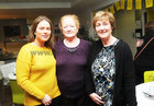 <br /> Pearl Hession, Renmore with her grand daughter Eva Concannon and daughter Colette Concannon. at the opening of a new Dining Room at Galway Hospice