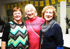 Penny Fotzpatrick, Ann O'Toole and Nessa Joyce,all of Inish Mor  at  the opening of a new Dining Room at Galway Hospice