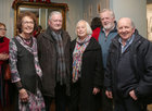 "Pictured at the opening of ""Buíochas-Gratitude"", Angeline Cooke's new exhibition of paintings, at Renzo Café, Eyre Street, were artist Angeline Cooke, Peadar Ó hIci and his wife Mary, Barna, Denis Goggin of the Circle of Life National Organ Donor Commemorative Garden, and artist Patsy Farrell, Galway Art Club. The exhibition is dedicated to all organ donors and inspired by the Circle of Life National Organ Donor Commemorative Garden in Salthill. Proceeds from the sale of paintings will go to Strange Boat Donor Foundation. Angeline and Peadar are both recipients of kidney transplants.<br />"