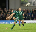 Connacht v Ulster Guinness PRO14 game at the Sportsground.<br /> Connacht's Jack Carty