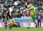 Corofin v Kilcoo AIB GAA Football All-Ireland Senior Club Championship final at Croke Park.